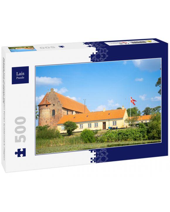 Lais Puzzle - Nyborg Slot (Schloss) Region Fünen Syddanmark (Region Süddänemark) Dänemark - 500 Teile