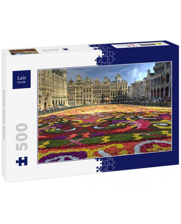 Lais Puzzle - Brüsseler Teppich, Belgien - 500 Teile