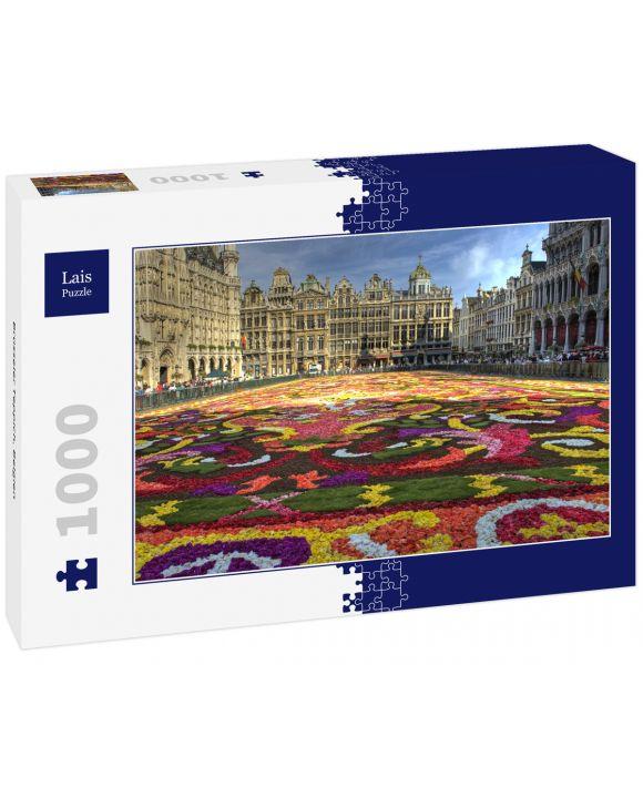 Lais Puzzle - Brüsseler Teppich, Belgien - 1.000 Teile