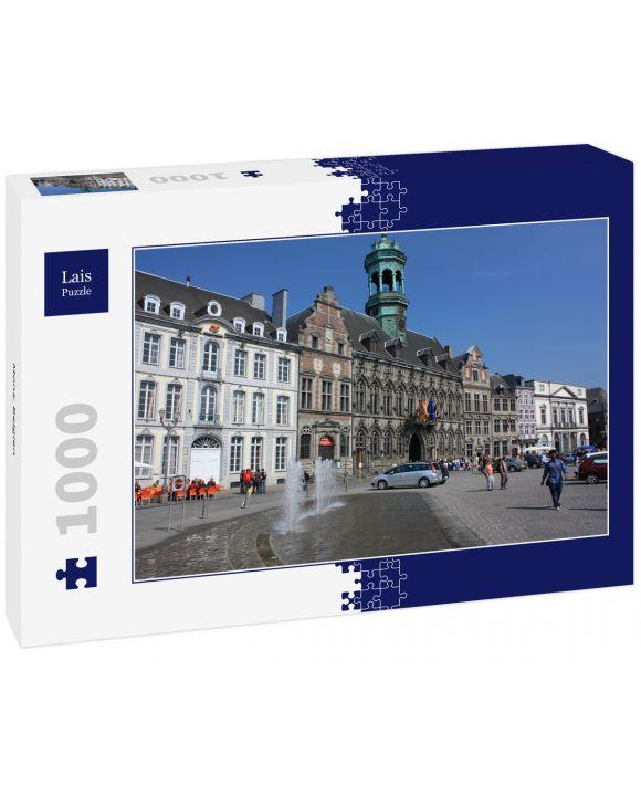 Lais Puzzle - Mons, Belgien - 1.000 Teile