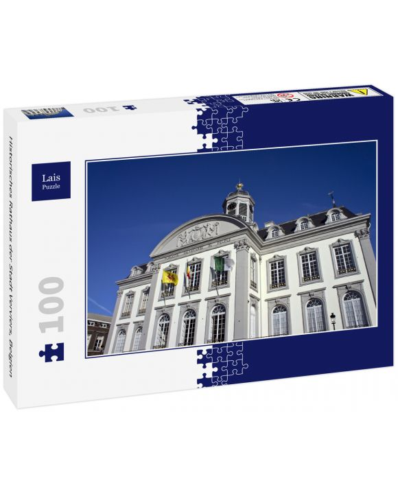 Lais Puzzle - Historisches Rathaus der Stadt Verviers, Belgien - 100 Teile