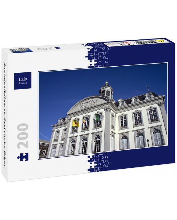 Lais Puzzle - Historisches Rathaus der Stadt Verviers, Belgien - 200 Teile