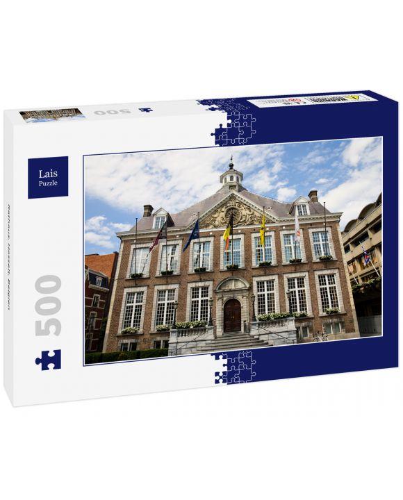 Lais Puzzle - Rathaus, Hasselt, Belgien - 500 Teile