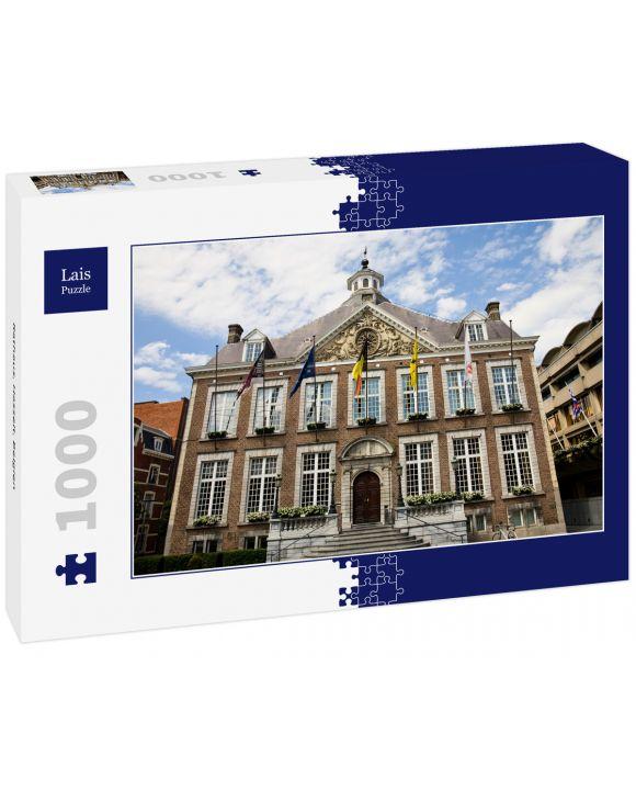 Lais Puzzle - Rathaus, Hasselt, Belgien - 1.000 Teile