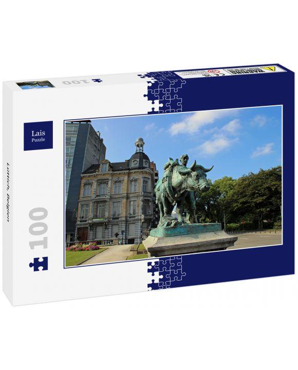Lais Puzzle - Lüttich, Belgien - 100 Teile