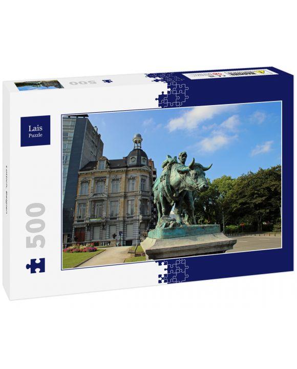 Lais Puzzle - Lüttich, Belgien - 500 Teile