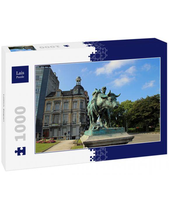 Lais Puzzle - Lüttich, Belgien - 1.000 Teile