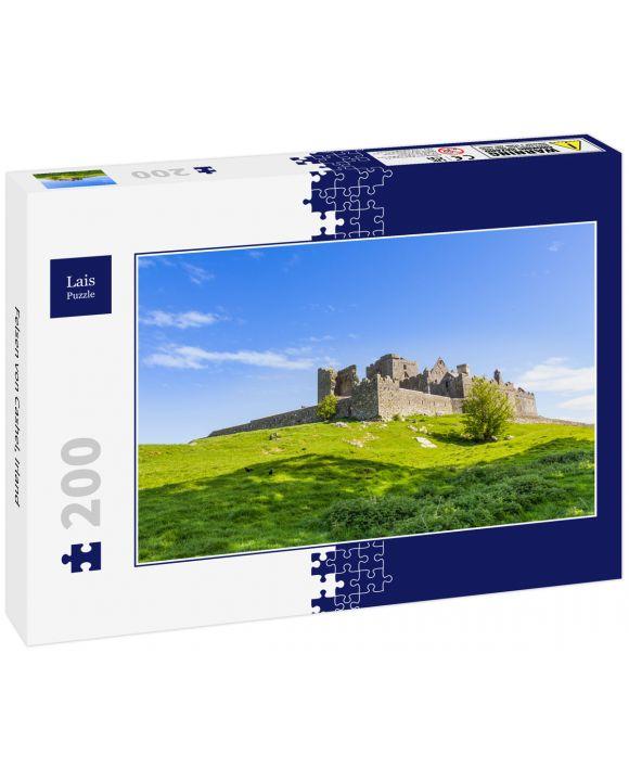 Lais Puzzle - Felsen von Cashel, Irland - 200 Teile
