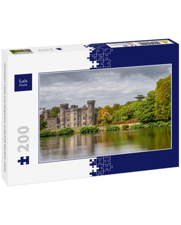 Lais Puzzle - Johnstown Castle und Ziergärten, Grafschaft Wexford, Irland - 200 Teile