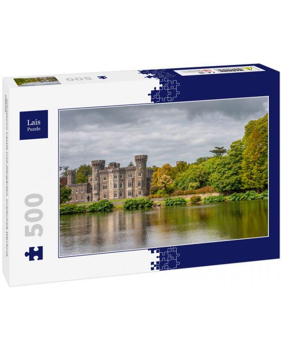 Lais Puzzle - Johnstown Castle und Ziergärten, Grafschaft Wexford, Irland - 500 Teile