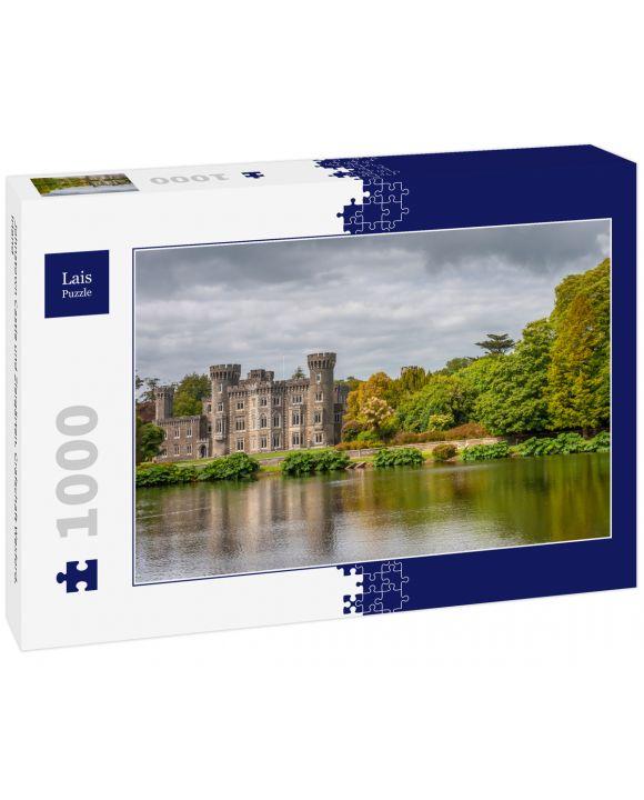 Lais Puzzle - Johnstown Castle und Ziergärten, Grafschaft Wexford, Irland - 1.000 Teile