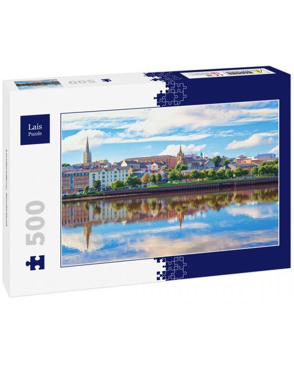 Lais Puzzle - Londonderry, Nordirland - 500 Teile