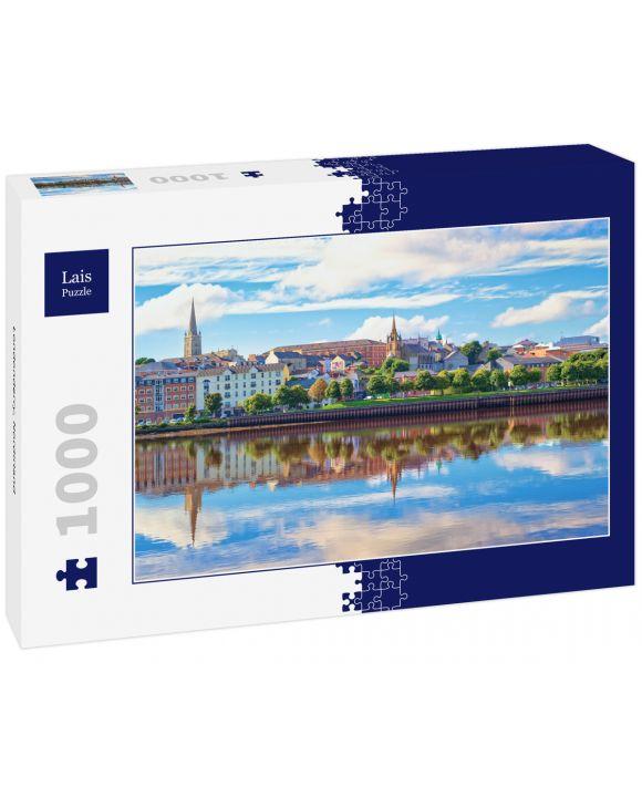 Lais Puzzle - Londonderry, Nordirland - 1.000 Teile