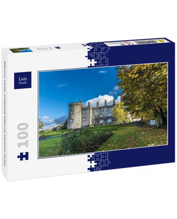 Lais Puzzle - Kilkenny Castle, Grafschaft Kilkenny Irland im Herbst - 100 Teile