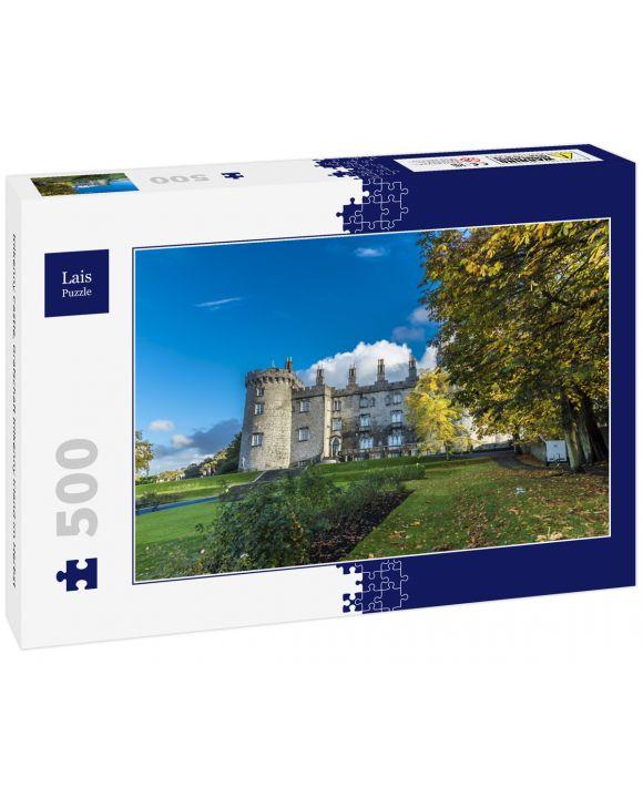 Lais Puzzle - Kilkenny Castle, Grafschaft Kilkenny Irland im Herbst - 500 Teile