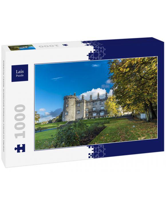 Lais Puzzle - Kilkenny Castle, Grafschaft Kilkenny Irland im Herbst - 1.000 Teile