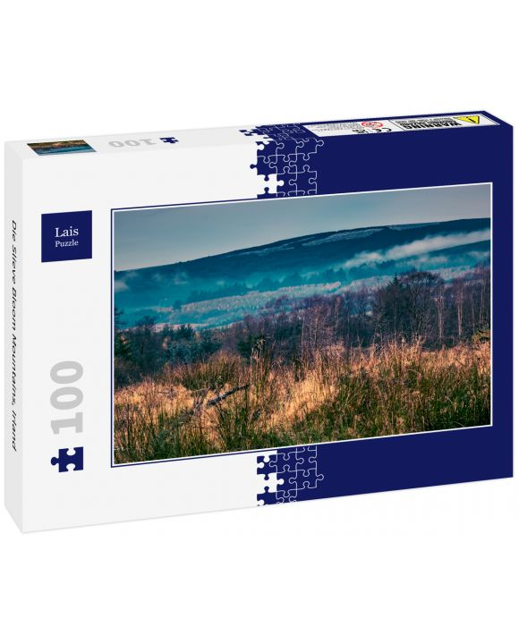 Lais Puzzle - Die Slieve Bloom Mountains, Irland - 100 Teile