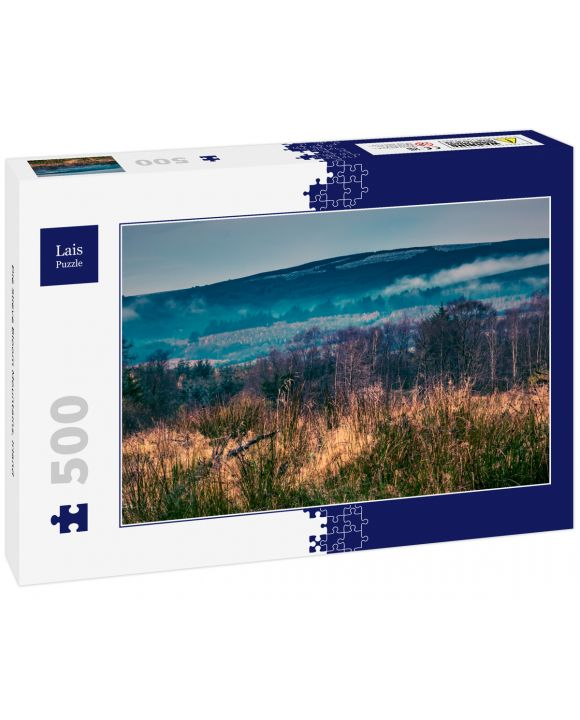 Lais Puzzle - Die Slieve Bloom Mountains, Irland - 500 Teile