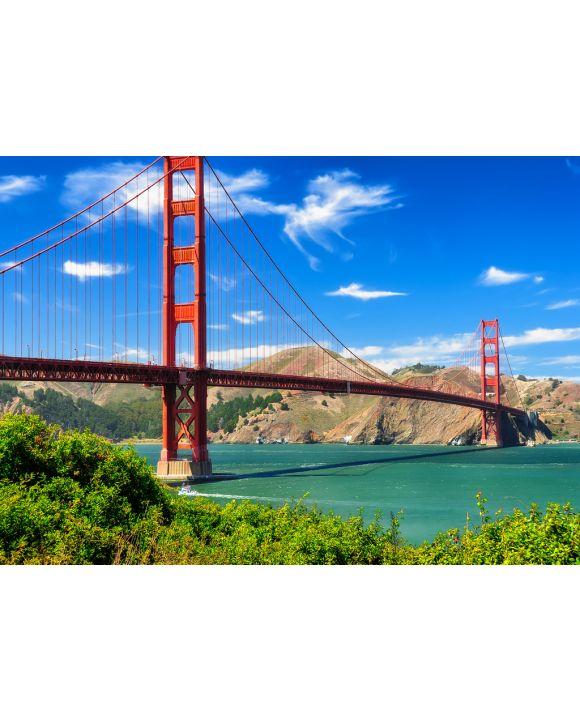 Lais Puzzle - Golden Gate Brücke - 500 & 1.000 Teile