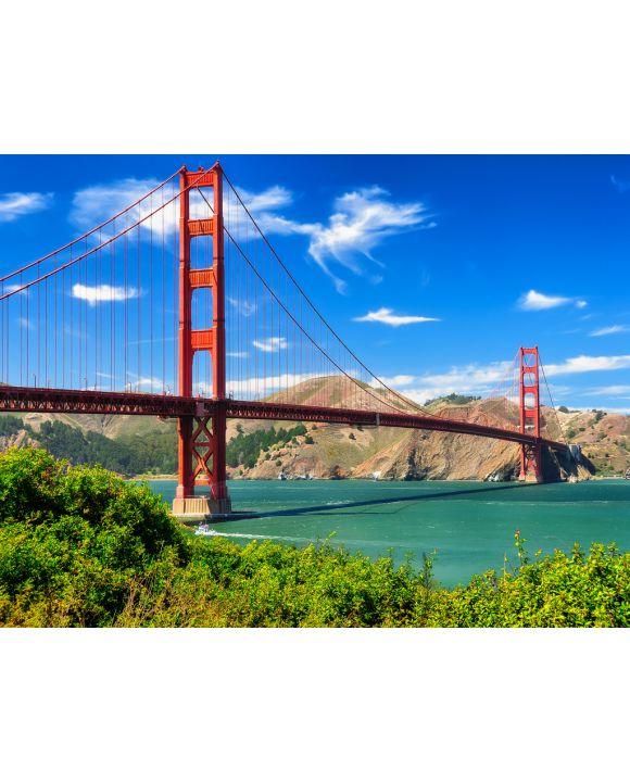 Lais Puzzle - Golden Gate Brücke - 200, 500 & 1.000 Teile