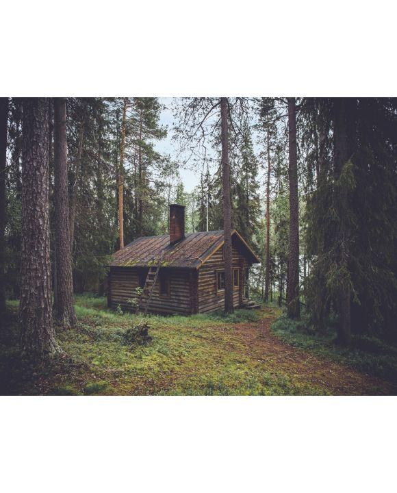 Lais Puzzle - Hütte im Wald - 1.000 Teile