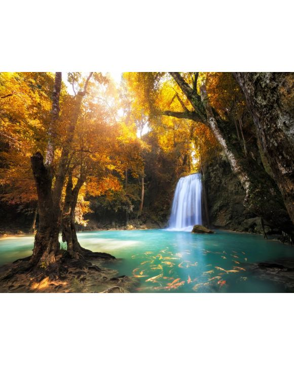 Lais Puzzle - Wasserfall - 200 & 1.000 Teile