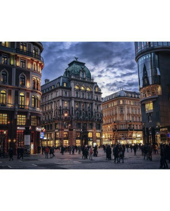 Lais Puzzle - Wien - 1.000 Teile