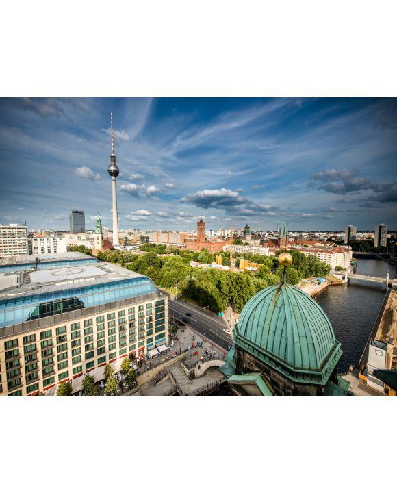 Lais Puzzle - Skyline von Berlin - 1.000 Teile