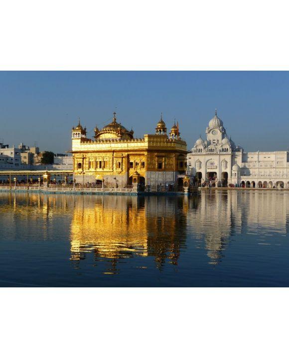 Lais Puzzle - Tempel Sikh - 100, 200, 500, 1.000 & 2.000 Teile