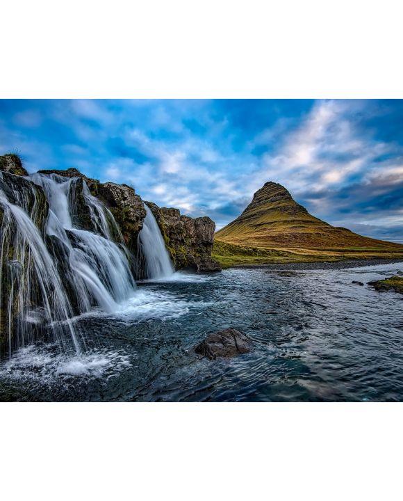 Lais Puzzle - Island Kirkjufell - 100, 200, 500, 1.000 & 2.000 Teile