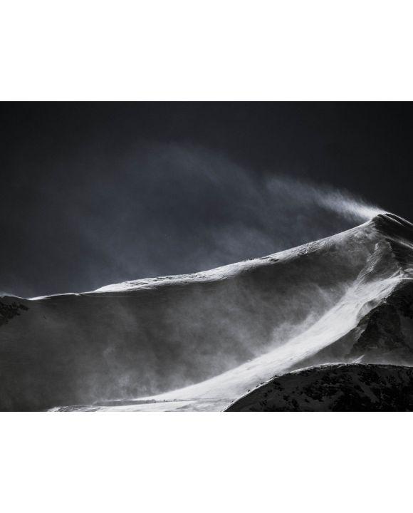 Lais Puzzle - Schneebedeckte Bergspitze - 100, 200, 500, 1.000 & 2.000 Teile
